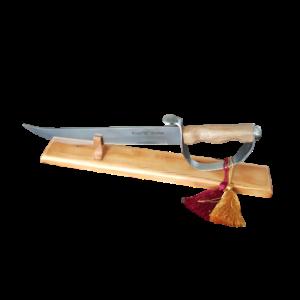 Johan Cornelissen Sabrage Sword